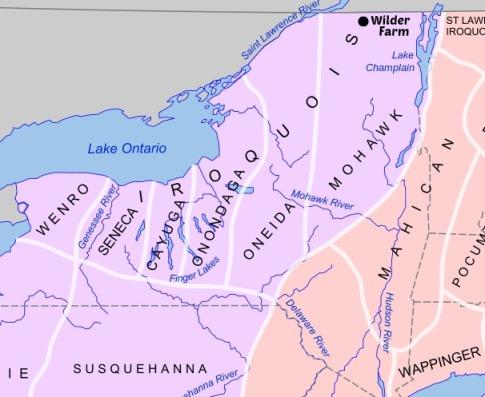 NY Indian tribes