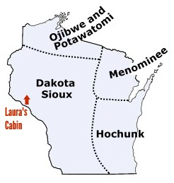 wisconsin Native tribes wLaura