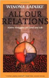 all our relations - winona laduke