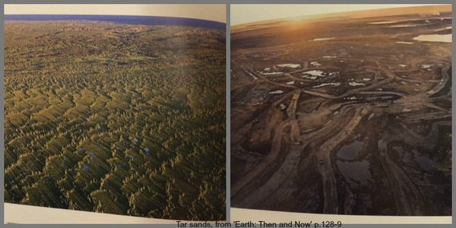 Tar Sands then and now