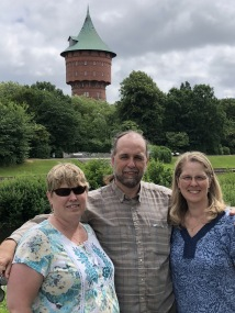 Susan, Paul, and Nancy, 2018