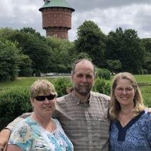 Susan, Paul, and Nancy, 2018