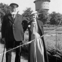 Hermann and Minnie Heldt, circa 1930?