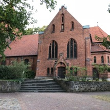 The church in Gerdau