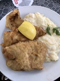 Yummy fish!