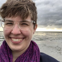 Rebekah & the Nordsee (North Sea)